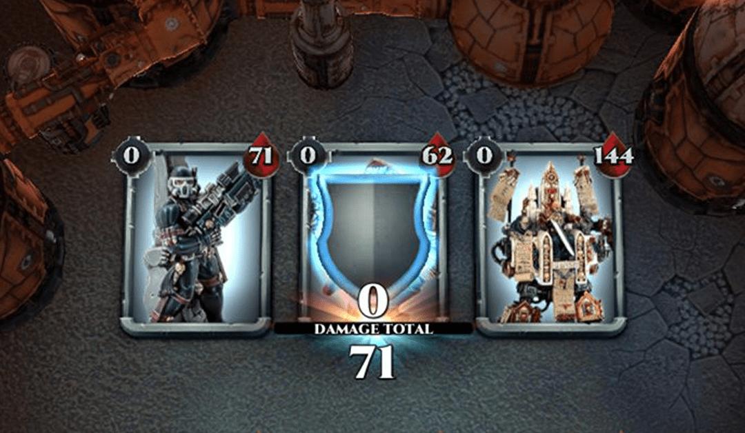 Design Blog 38: Luck in Combat Cards