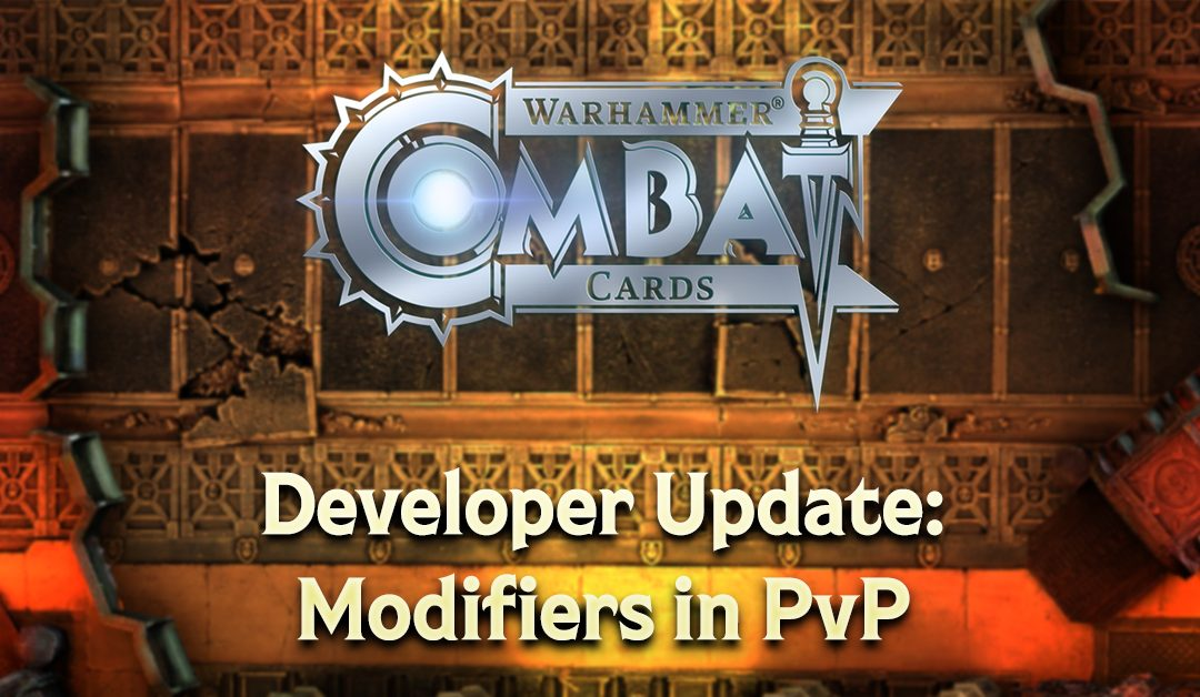 Gameplay Modifiers in Friendly PvP